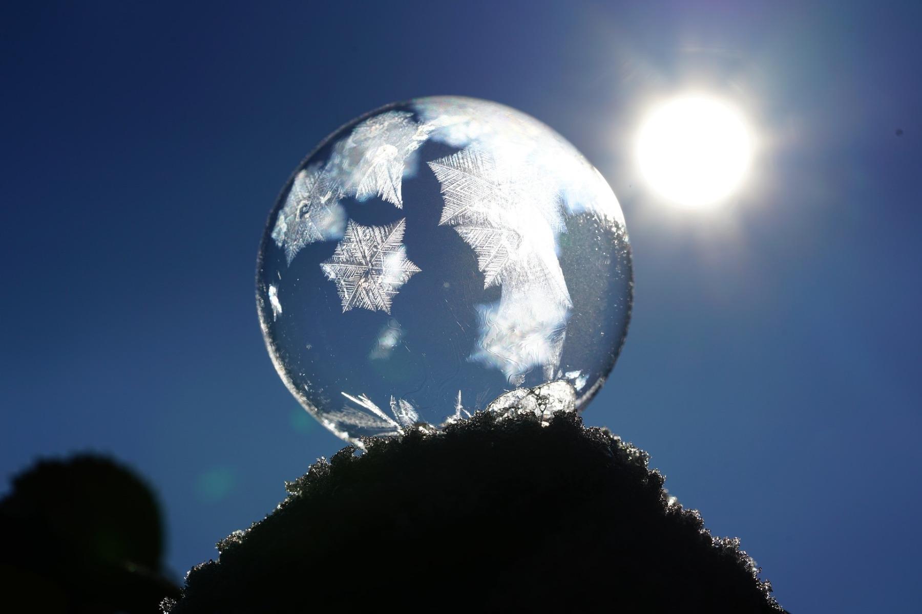 vinter boble